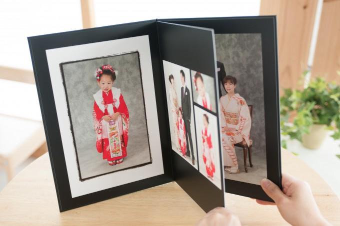 七五三 4ページ写真集(写真9カット)